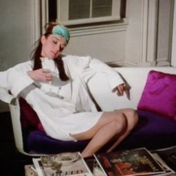 Holly and Me (Breakfast At Tiffany's)
